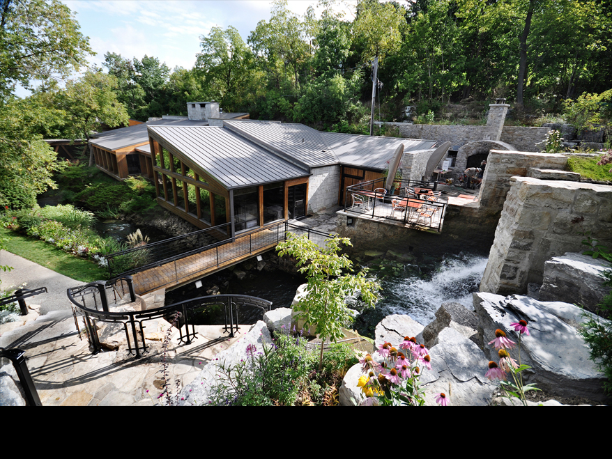 Ancaster Mill Brydges Landscape Architecture Inc